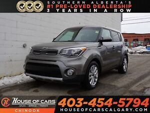 2019 Kia Soul LX+ w/ Heated Seats, Backup Camera, Bluetooth
