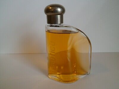 Nautica Classic After Shave for Men 3.4 oz Bottle - Almost Full
