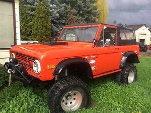 73 early bronco sport