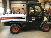2008 Bobcat Toolcat Muskoka Ontario Preview
