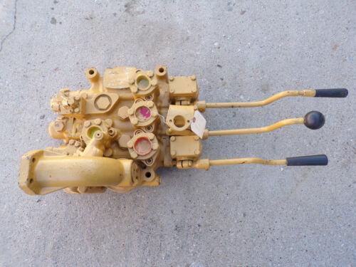 Caterpillar 637D 637 D Tractor 7D8768 7D-8768 Hydraulic Valve Body 5J3690 Spool