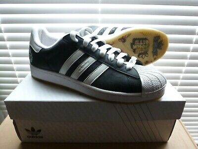 Adidas Superstar 2 BK6 Adicolour City Series New York Series Size 9.5