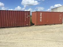 20' Shipping containers delivered to Maryborough Region Maryborough Central Goldfields Preview