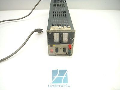 Kepco Power Supply Jqe 0-36v 0-3a