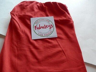 Леггинсы Fabulegs Solid Red Leggings Lrg.(12-20)