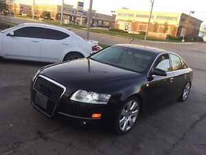 2006 Audi A6 with the 4.2L V8