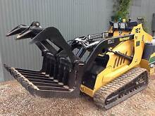 LOG GRAPPLE HIMAC FOR COMPACT DIGGER Torquay Surf Coast Preview