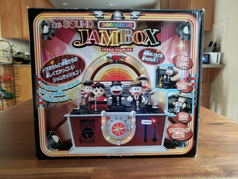 Dorameon Japan Music Box Doraemon Jambox 8 Songs (Rare)