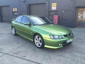 2002 Holden VY SS Commodore Sedan AUTO LEATHER TINT REG RWC West Footscray Maribyrnong Area Preview