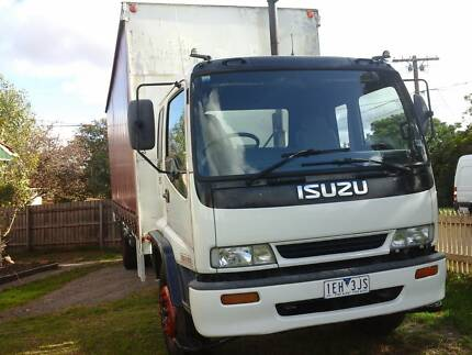 TRUCK FOR SALE WITH RWC Melbourne CBD Melbourne City Preview