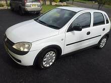 2001 Holden Barina Hatchback Charlestown Lake Macquarie Area Preview