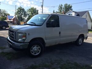 08 E series for parts