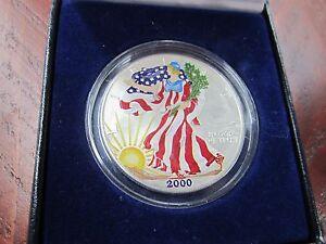 2000 Walking Liberty Silver Dollar Ebay