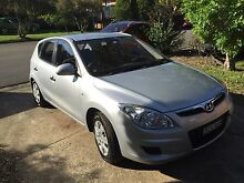 Hyundai i30 SX 2009 4 door auto hatch Castle Hill The Hills District Preview