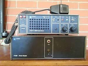 CODAN 7727-C SSB HF RADIO TRANSCEIVER & 7113B POWER SUPPLY Aberfoyle Park Morphett Vale Area Preview
