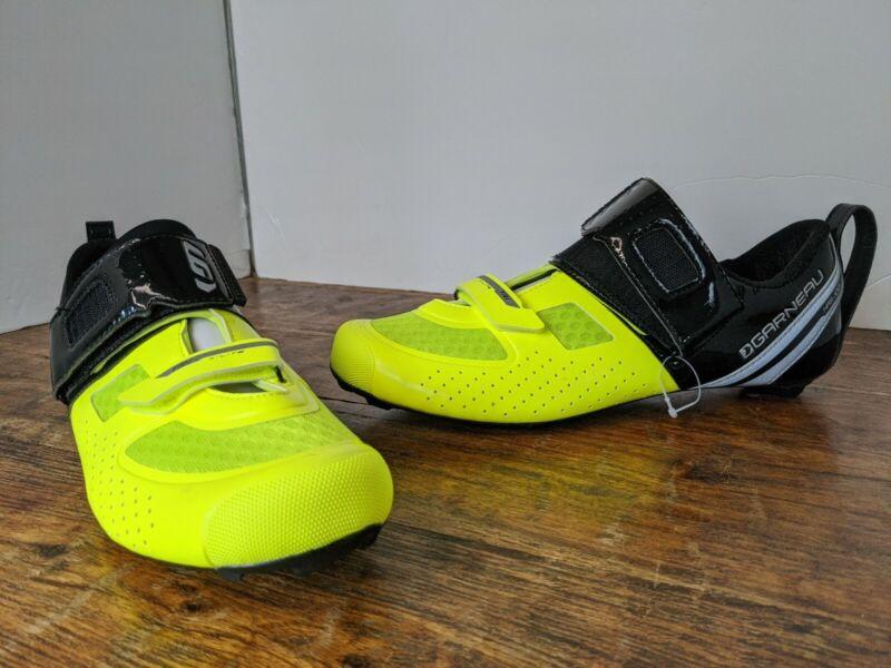 Louis Garneau Tri X-Lite II Shoes - Triathlon Shoes size 43  USA 9.5 NWOB
