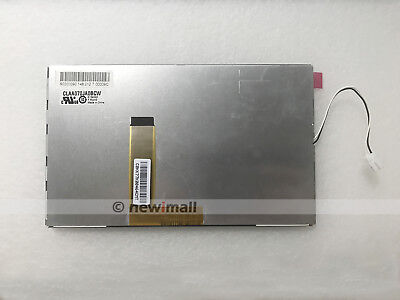 Claa070ja0bcw 7 Inch Lcd Display Screen Fit For Cpt Tft Lcd Panel 480x234