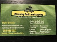 Spring Clean UPS Gutter Cleaning Window Deck And Siding Washing