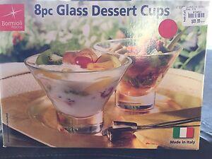 Bormioli Rocco dessert cups Sorell Sorell Area Preview