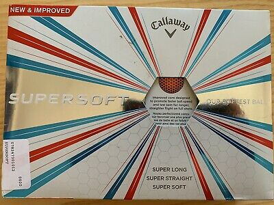 CallawaySupersoft Golf Balls