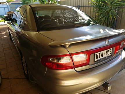 Vx berlina 2001 *may swap for v8 plus cash your way* Paralowie Salisbury Area Preview