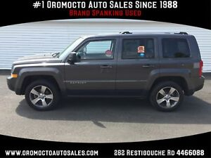 2016 Jeep Patriot 4x4,Heated Leather,Sunroof