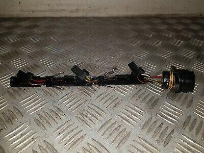 VW POLO 9N3 DIESEL INJECTOR WIRING LOOM 045971803 3 CYLINDER 1.4 TDI 3 DOOR 2006