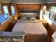 """2010 A'VAN """"THE LIAM"""" 18' POP TOP with SHOWER/TOILET COMBO Klemzig Port Adelaide Area Preview"""