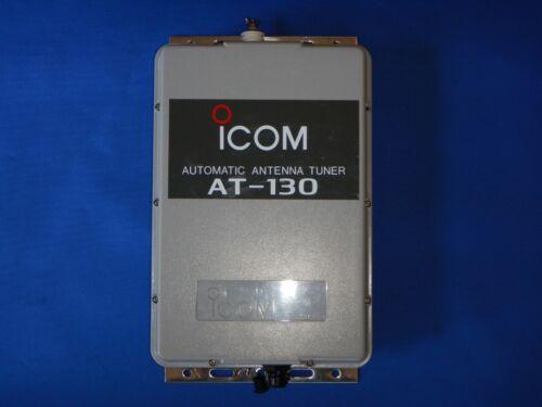 ICOM AT-130 AUTOMATIC ANTENNA TUNER