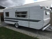 Caravan. 17.6ft  POP TOP ....VERY TIDY...SOLAR Prospect Launceston Area Preview