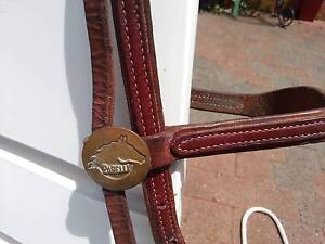 Parelli bridle with sweet iron bit and reins Tweed Heads West Tweed Heads Area Preview