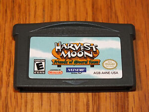 How to Play Harvest Moon Friends of Mineral Town