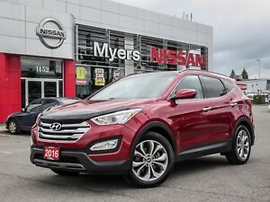 2016 Hyundai Santa Fe Limited ,SPORT, LEATHER, NAVIGATION, INTEL