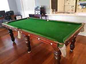 Billiard table Huntingdale Monash Area Preview
