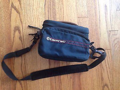 Tamrac Belt - Tamrac Camera Bag Model 601 Shoulder Or Belt 1984 Blue