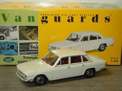 Triumph 2000 MKII Vanguards VA08203 1:43 in Box *40516