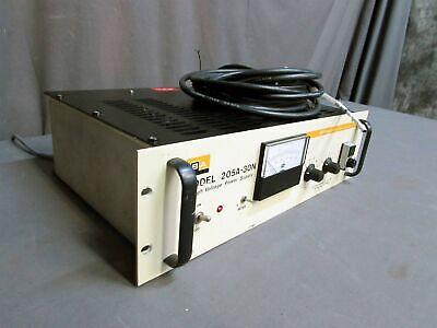 Ba Bertan Associates 205a-30n High Voltage Power Supply
