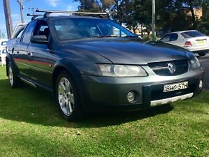2004 Holden Crewman CROSS 8 LS1 V8 Auto 4x4 Duel Cab Ute Leumeah Campbelltown Area Preview