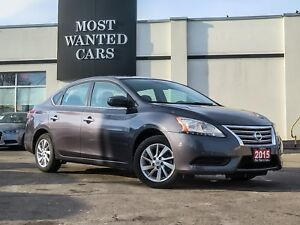 2015 Nissan Sentra SV | REAR CAMERA | BLUETOOTH | HEATED SEATS