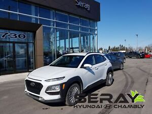 2019 Hyundai Kona 2.0L Preferred, en préparation