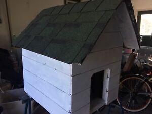 Dog House 2'x3'x3'  $50