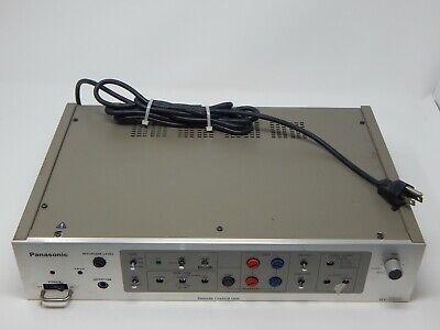 Panasonic Remote Control Unit WV-RC36 CC Tv Camera Control R20070 (Panasonic Tv Zubehör)