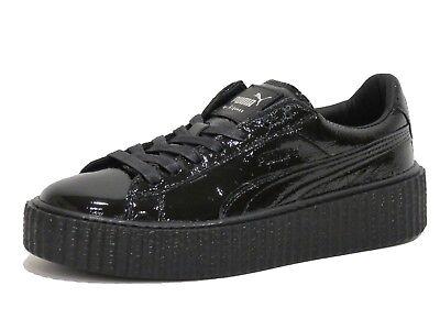 PUMA Women's Authentic FENTY x PUMA Cracked Creeper Sneakers, 8 B(M)