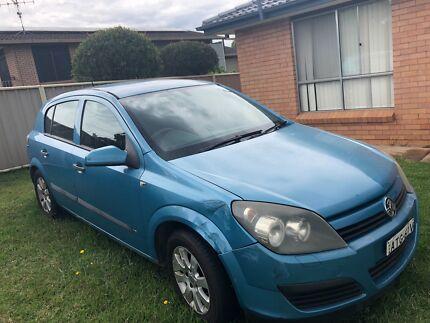 2005 Holden Astra Hatchback Bega Bega Valley Preview