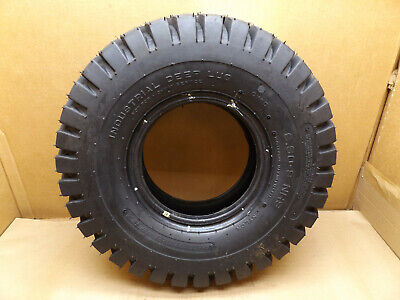 Specialty Tires Of America 6.90-9 Nhs Industrial Deep Lug 10 Ply Forklift Tire