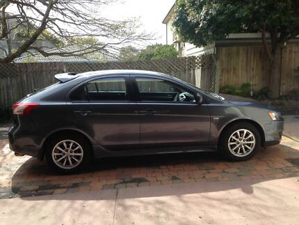2009 Mitsubishi Lancer VR Sportback MY10 Manual Seaforth Manly Area Preview