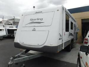 2012 21' Jayco Sterling Outback Moonah Glenorchy Area Preview