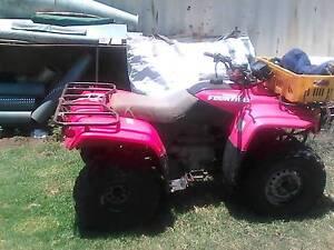 quad bike1997 honda Toowoomba Toowoomba City Preview