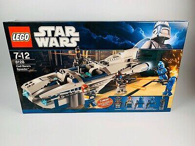 LEGO StarWars Cad Bane's Speeder (8128) Neu & Ovp