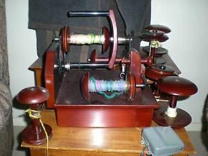 Ertoel electric spinning wheel. Echuca Campaspe Area Preview